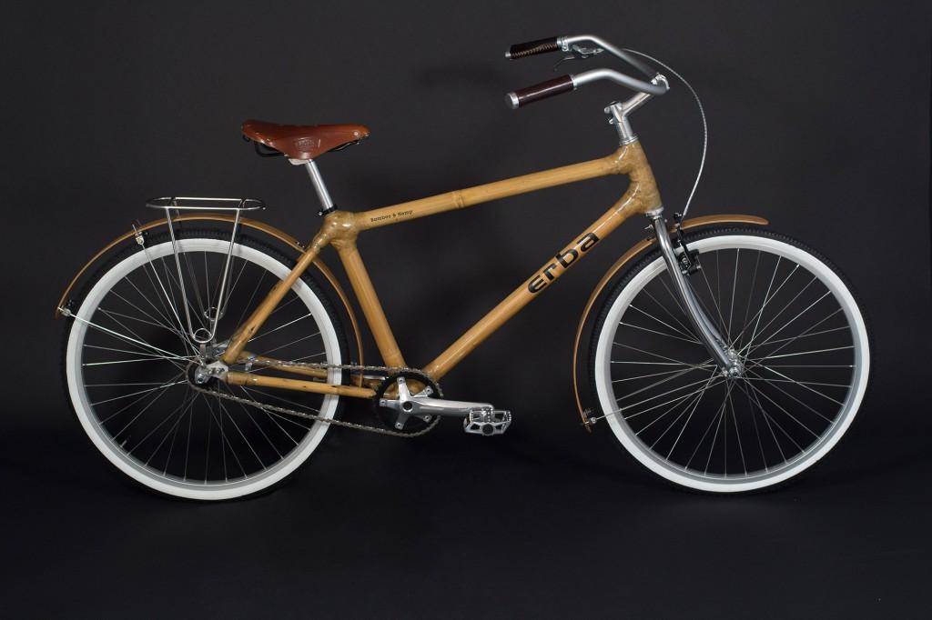 Bamboo beach cruiser bicycle - the drift wood